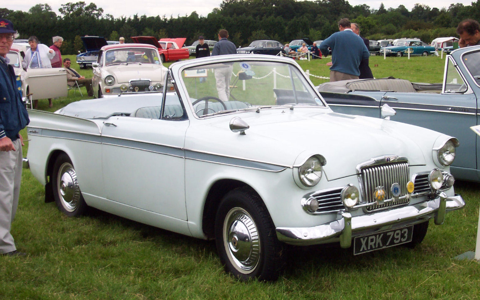 1959 Sunbeam Rapier #1