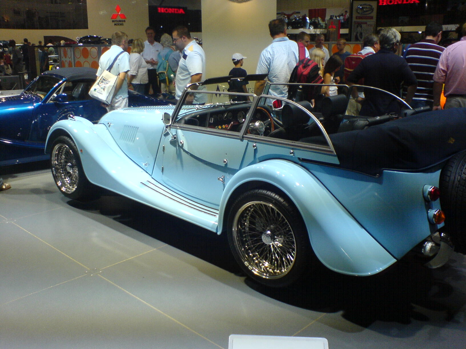 2006 Morgan 4 Seater #7