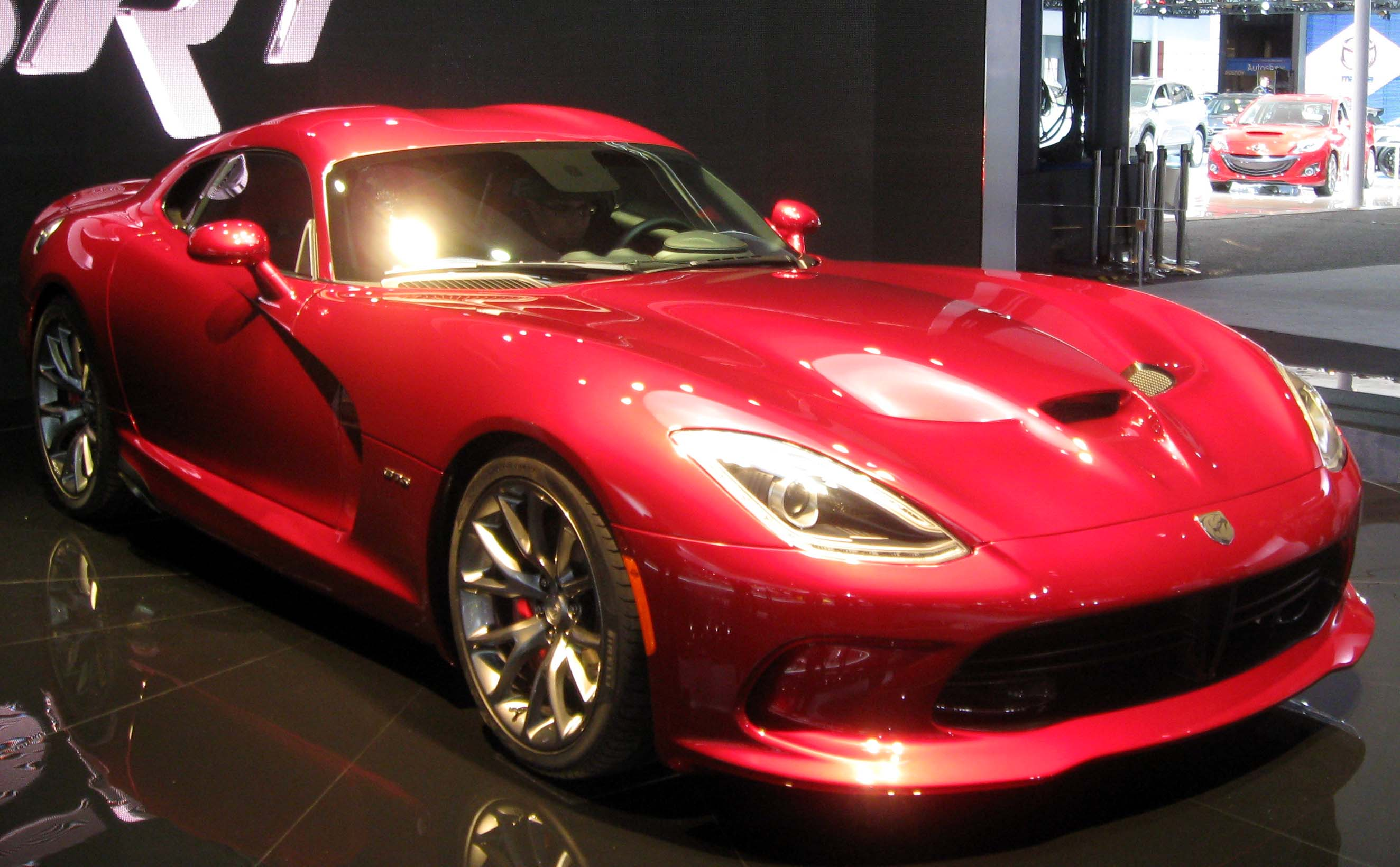 1994 Chrysler Viper #16