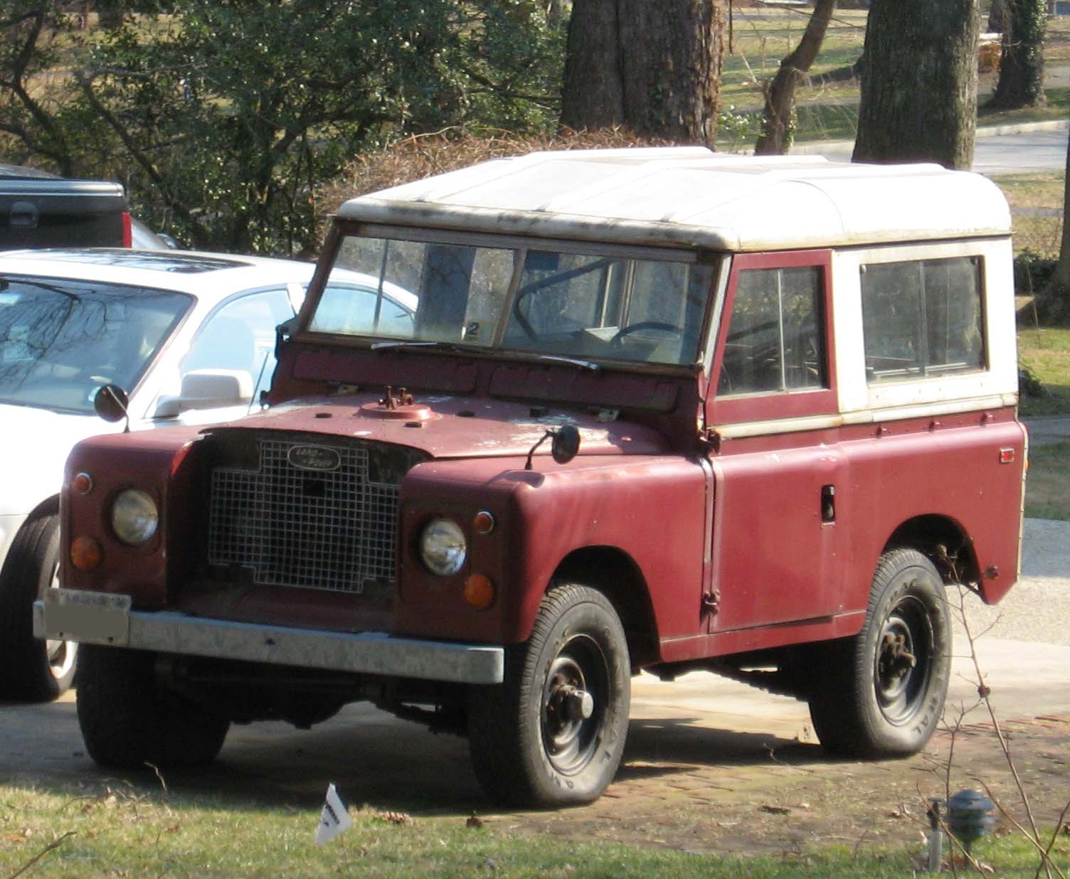 Land Rover Serie III #9