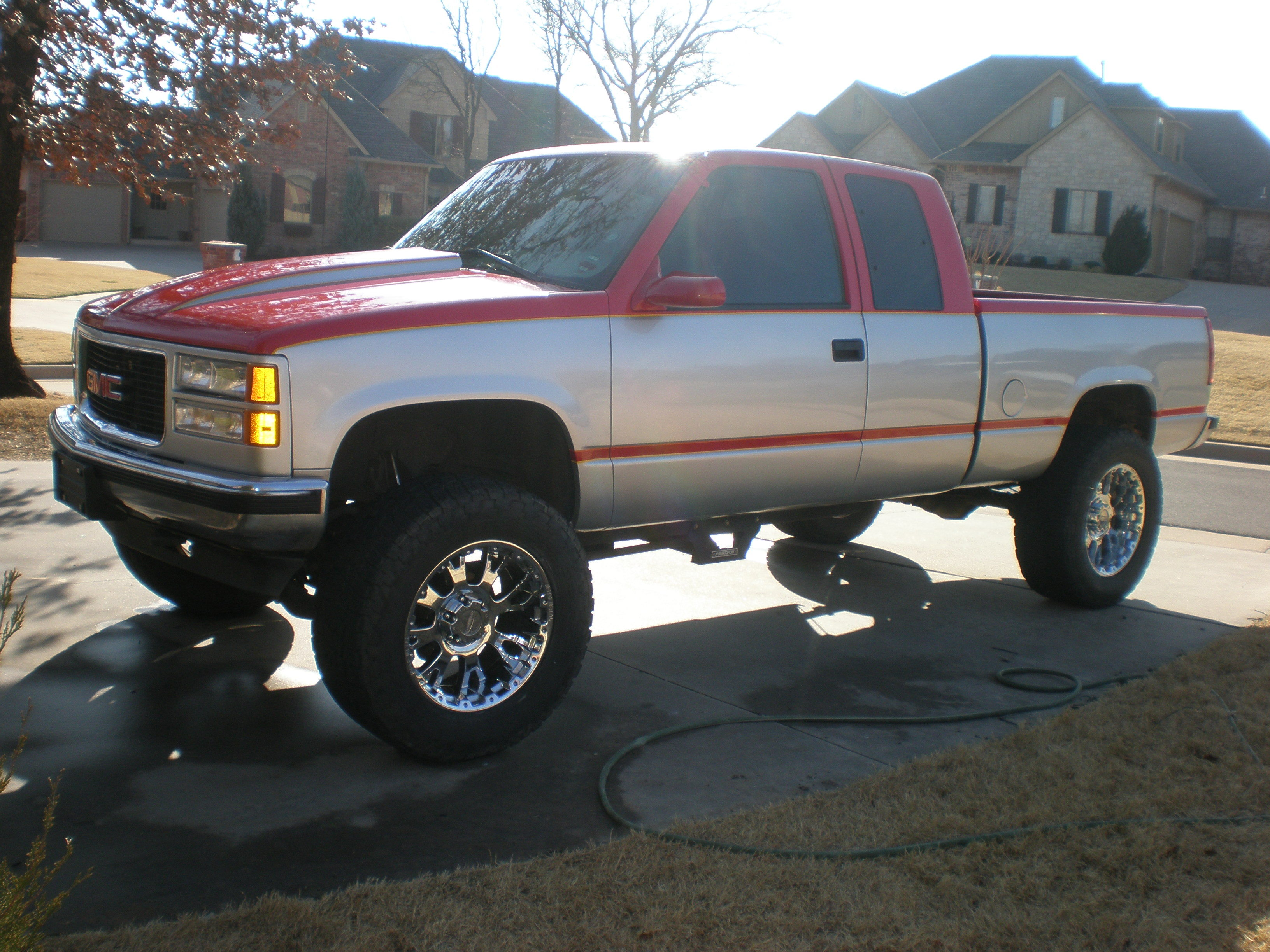 1995 GMC Sierra 1500 Photos, Informations, Articles ...