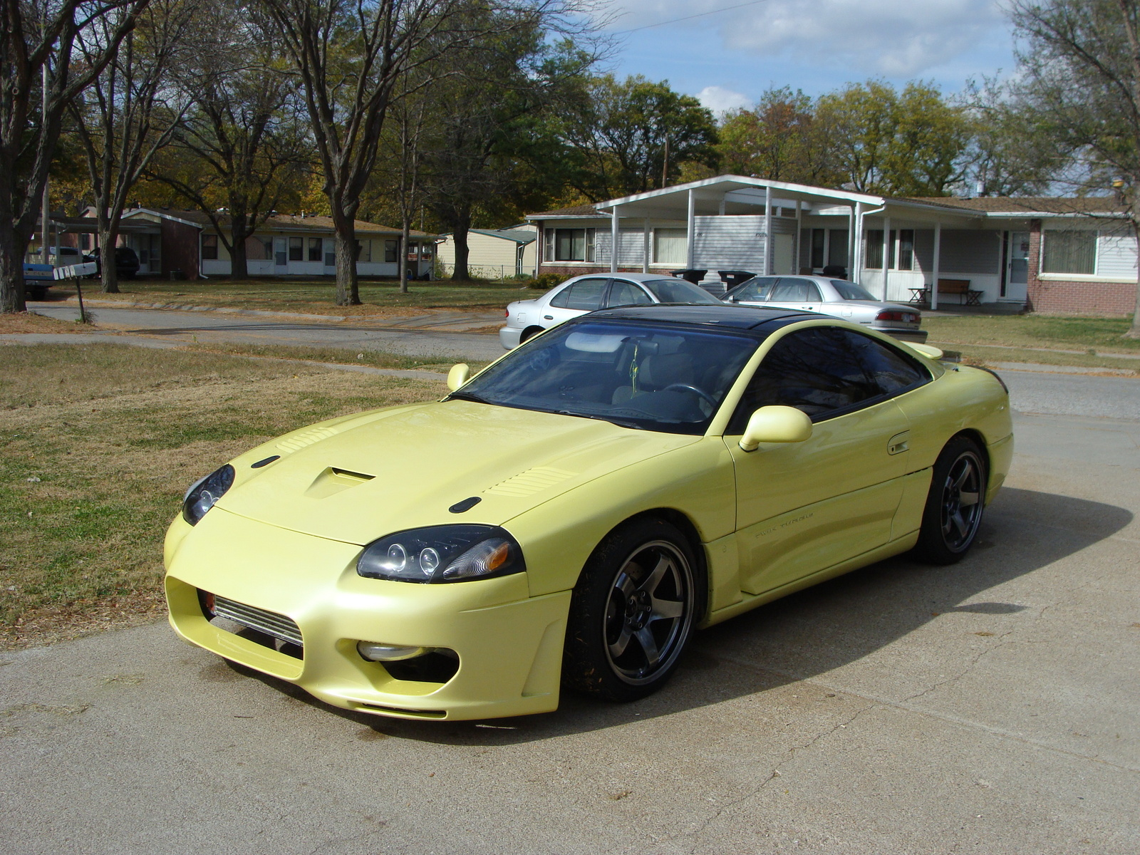 1994 Dodge Stealth #10