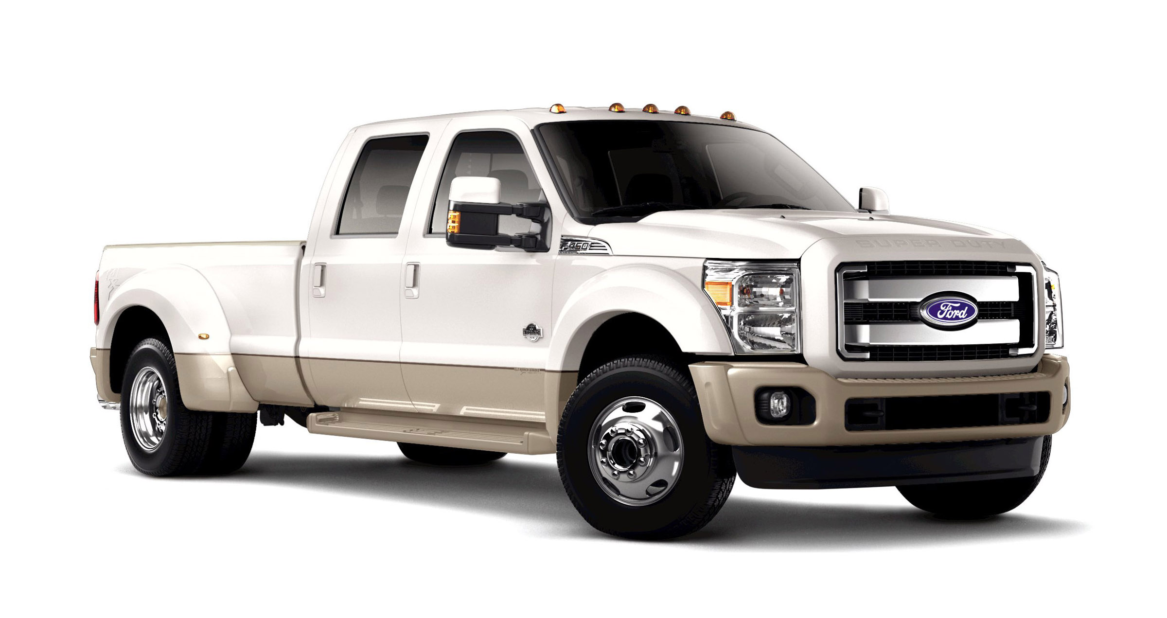 2010 Ford F-450 Super Duty #1