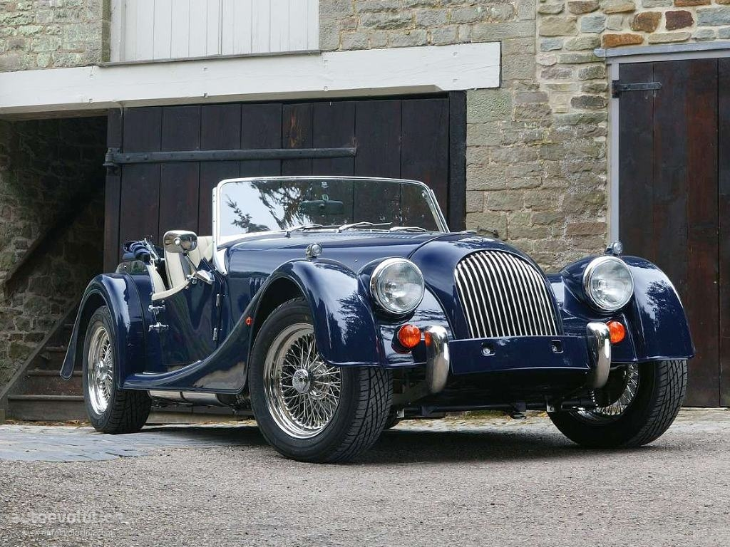 Morgan Plus 4 #1