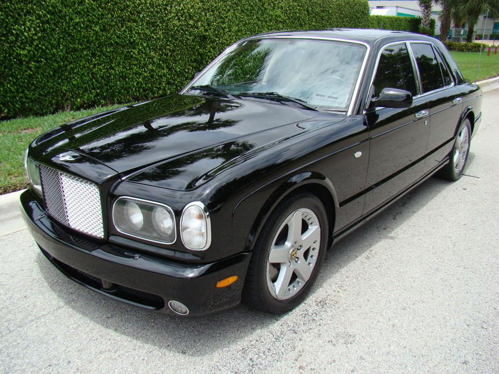 2002 Bentley Azure #9