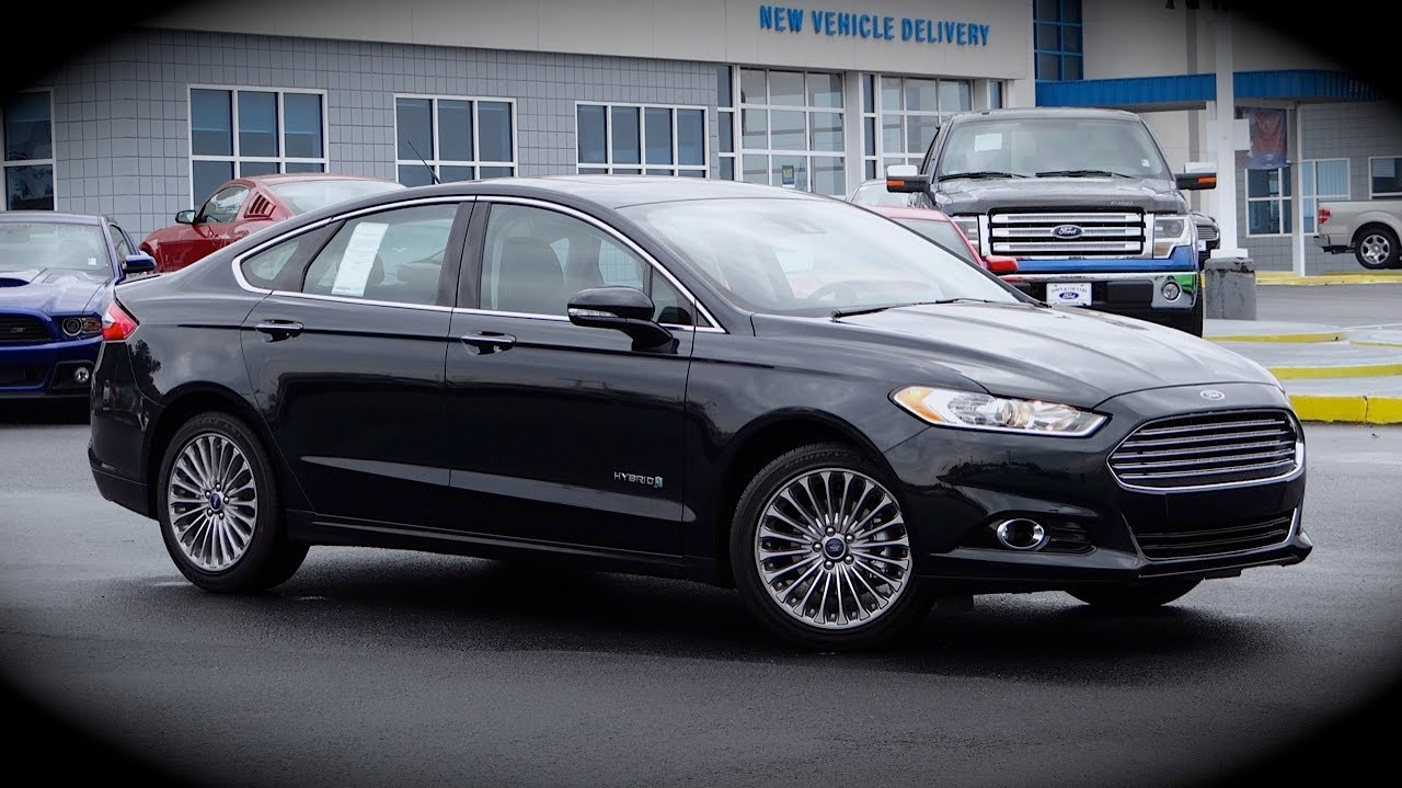 2014 Ford Fusion Hybrid Photos Informations Articles Bestcarmag Com