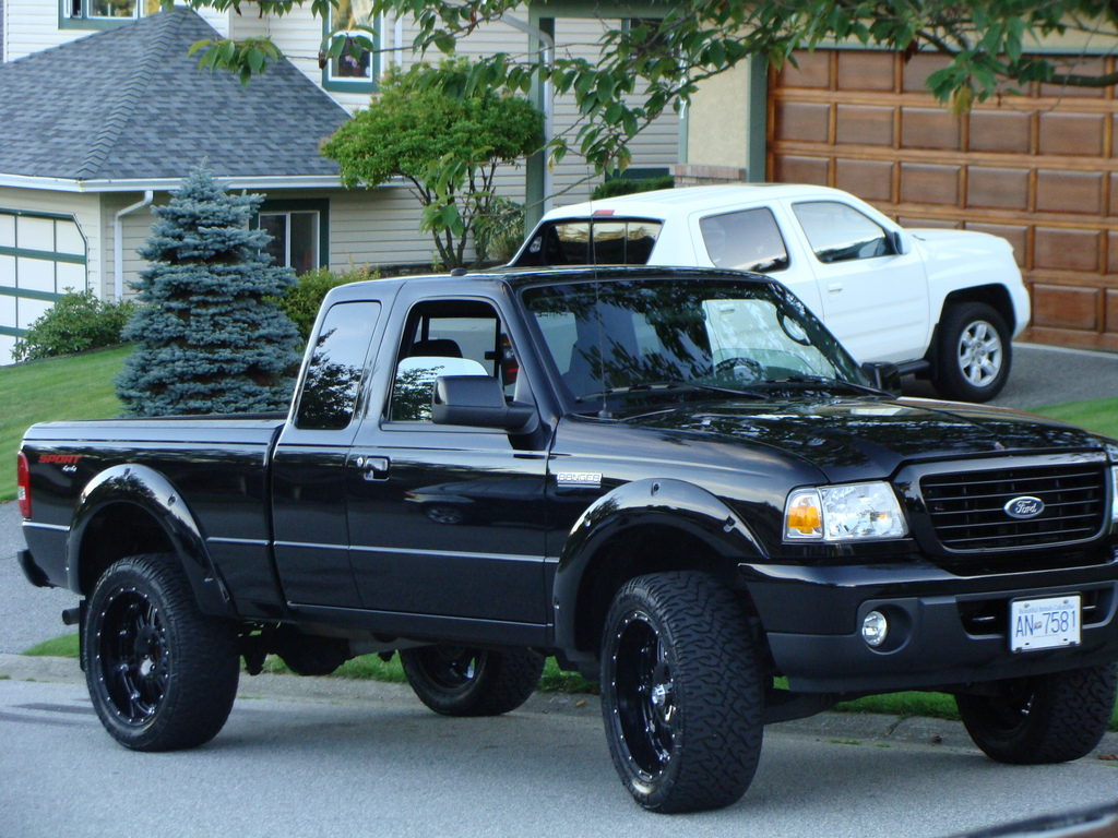 2008 Ford Ranger Photos Informations Articles Bestcarmag Com