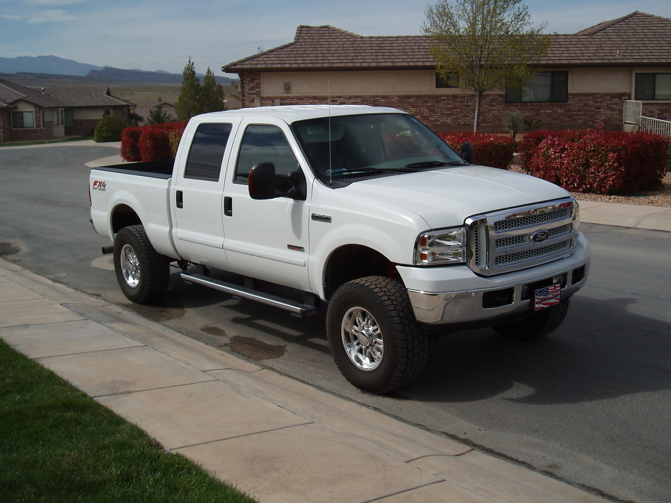 2005 ford f 250 super duty 1