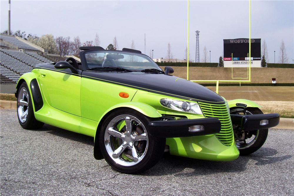 1999 Plymouth Prowler #15