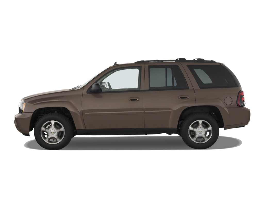 2009 Chevrolet Trailblazer #10