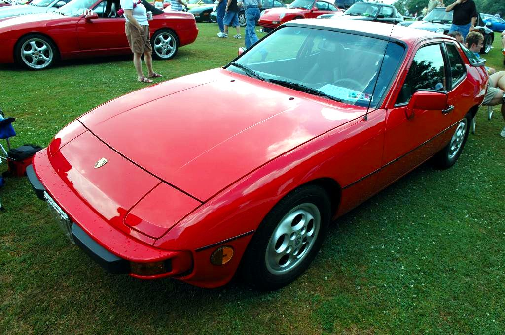 1987 porsche 924 photos informations articles. Black Bedroom Furniture Sets. Home Design Ideas