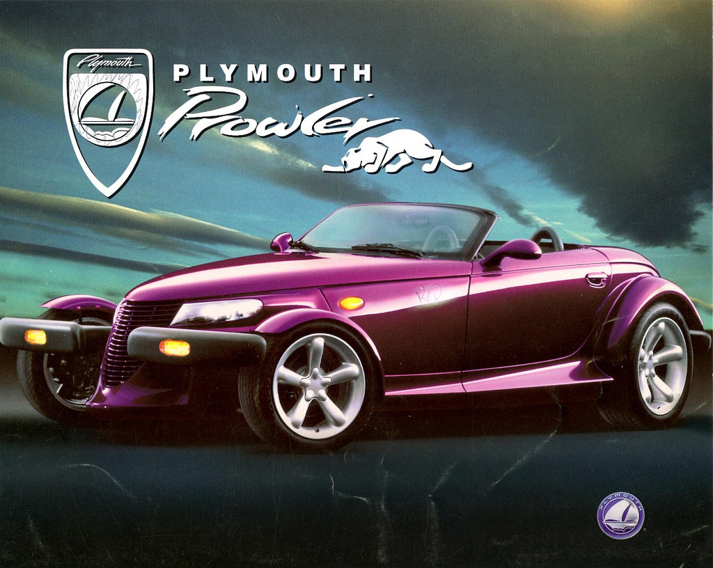 1997 Plymouth Prowler #14