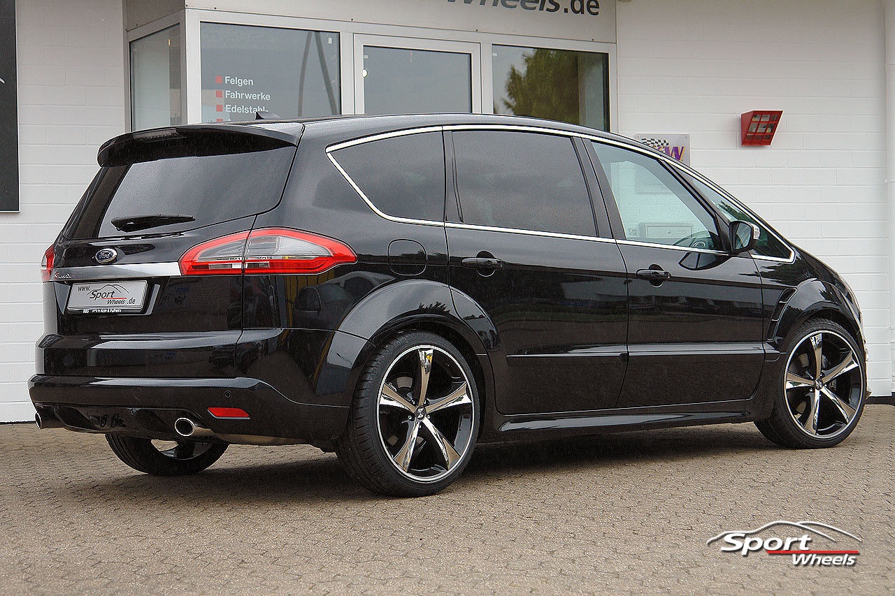 2011 Ford S-Max #11
