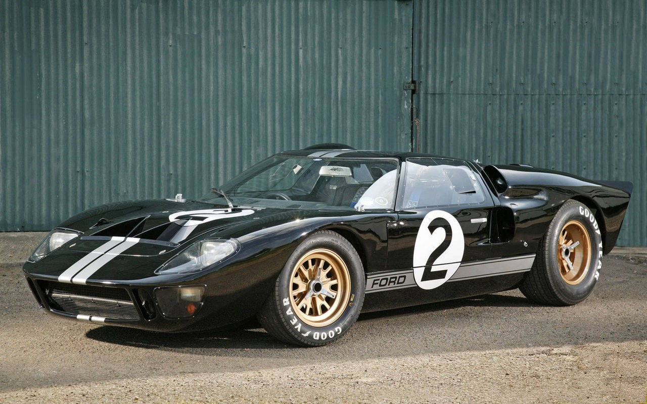 1968 Ford GT 40 #4