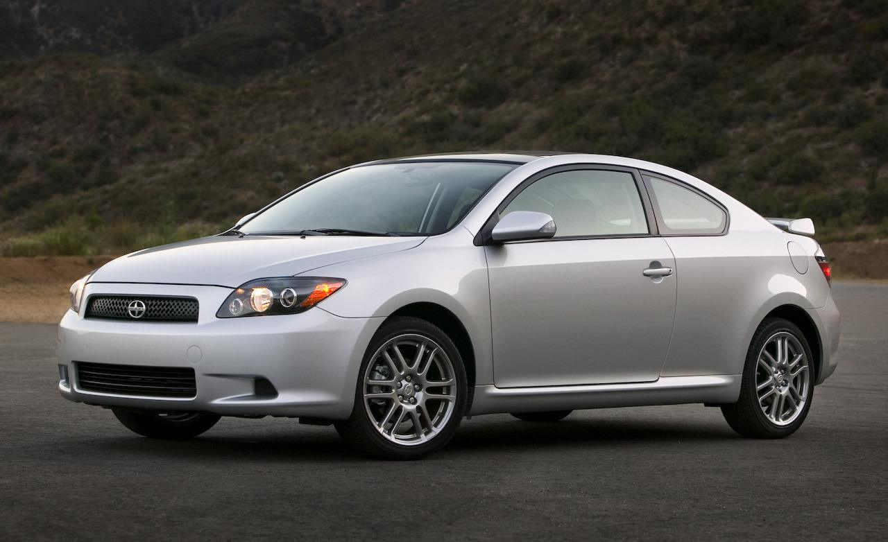 2008 Scion Tc #5