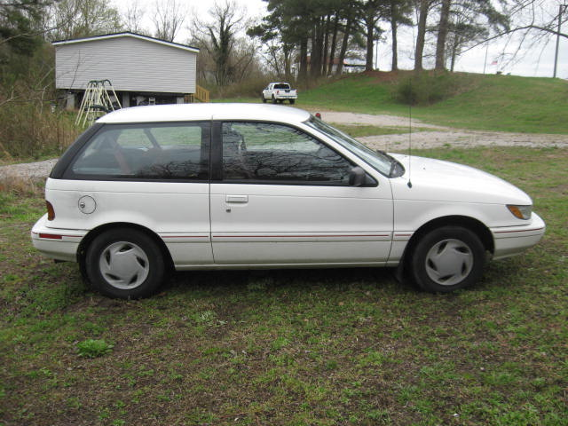 1991 Plymouth Colt #7