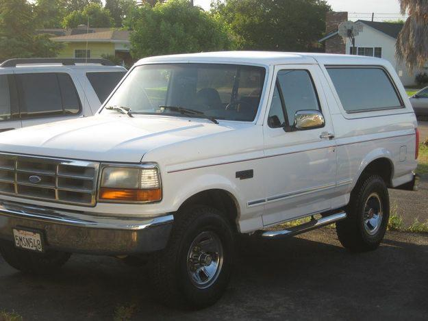 1993 Ford Bronco #3