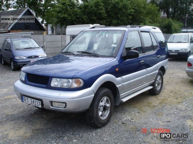 2001 Tata Safari #5