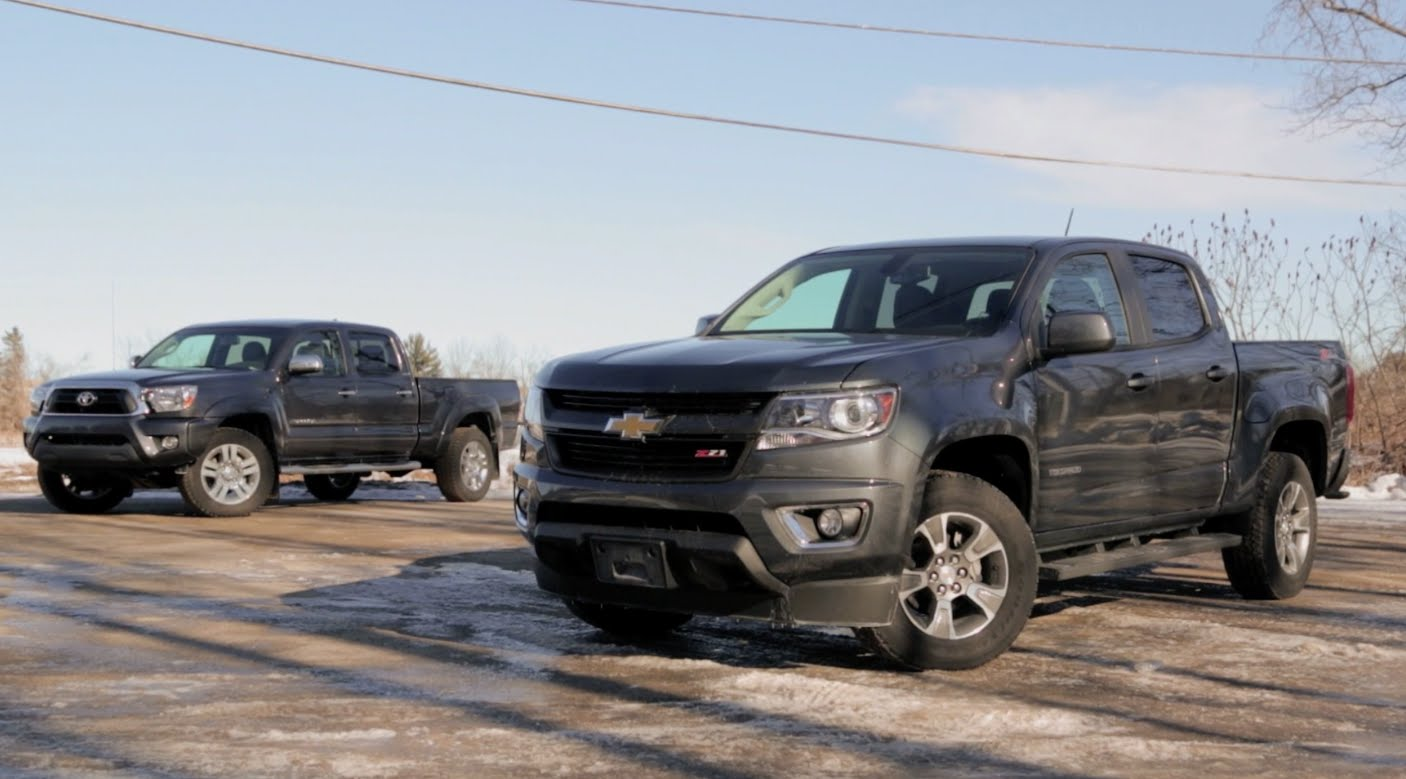 2015 Chevrolet Colorado #16