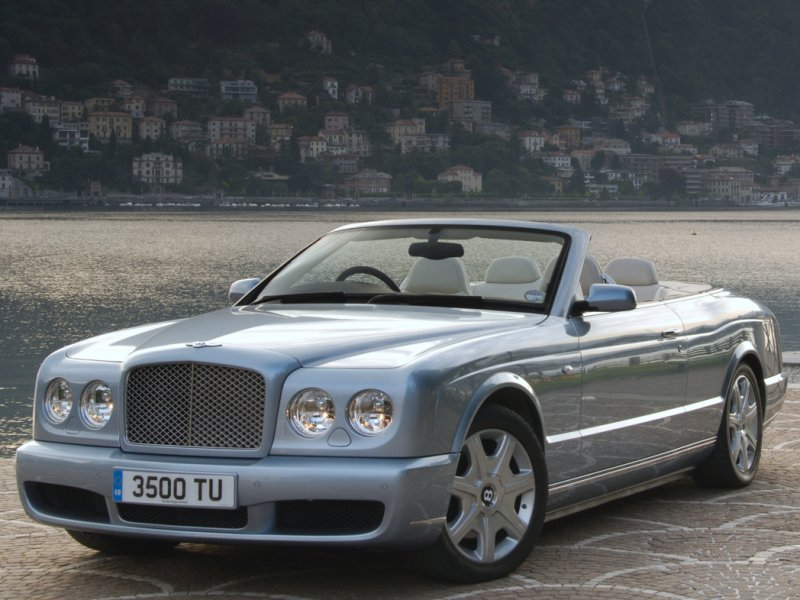 Bentley Azure T #18