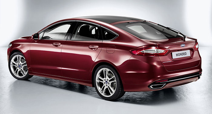Ford Mondeo #4