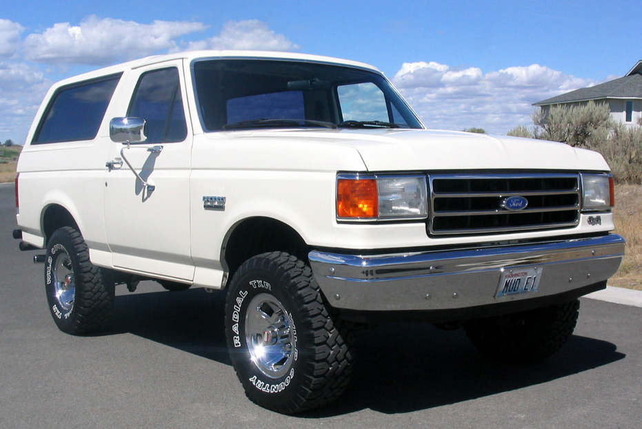 1990 Ford Bronco #2