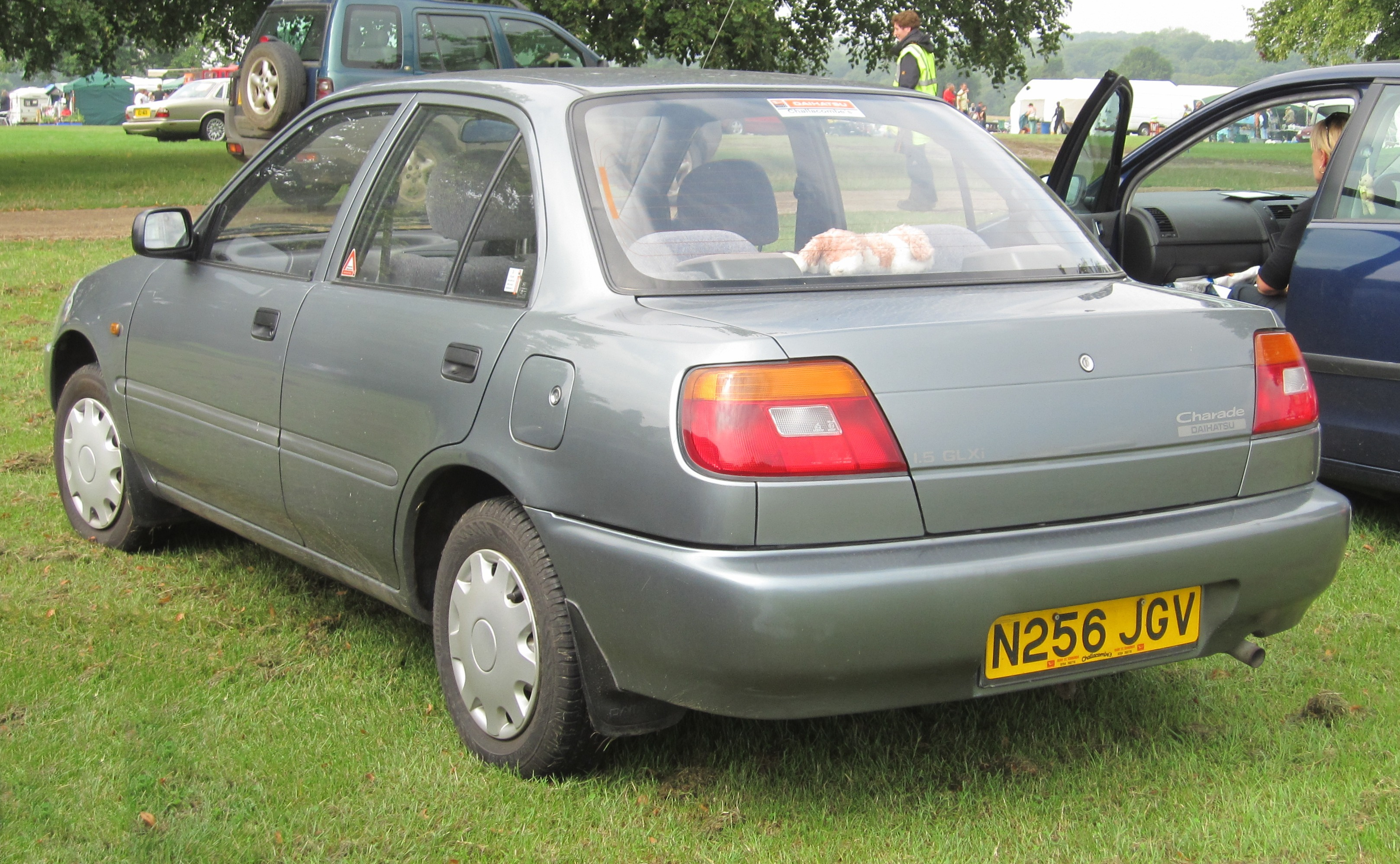 1995 Daihatsu Applause #2