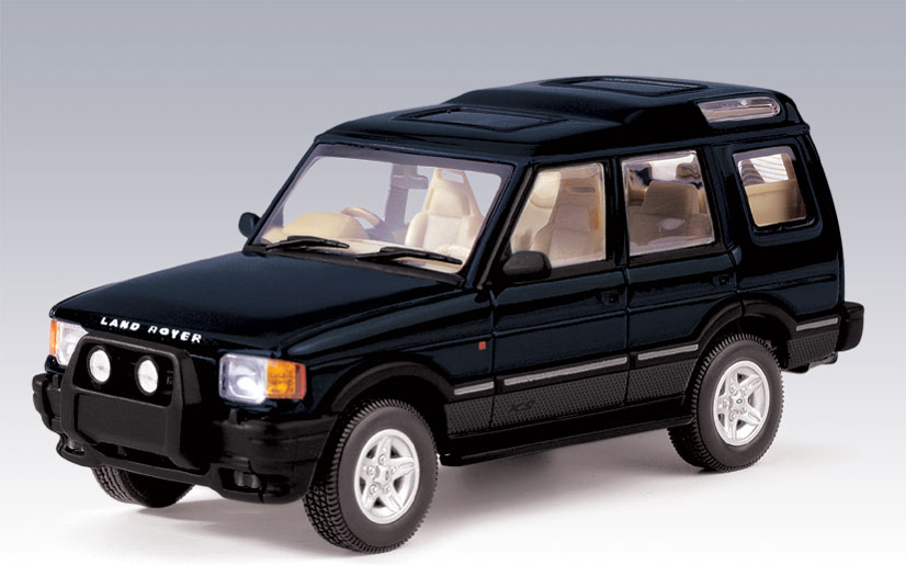 1994 Land Rover Discovery #17