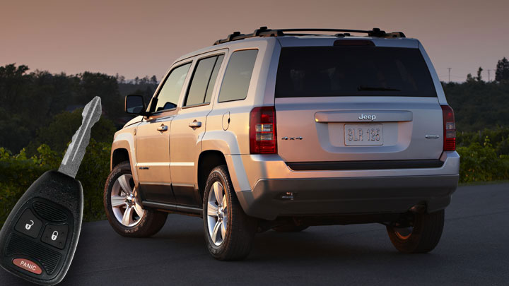 2013 Jeep Patriot #15