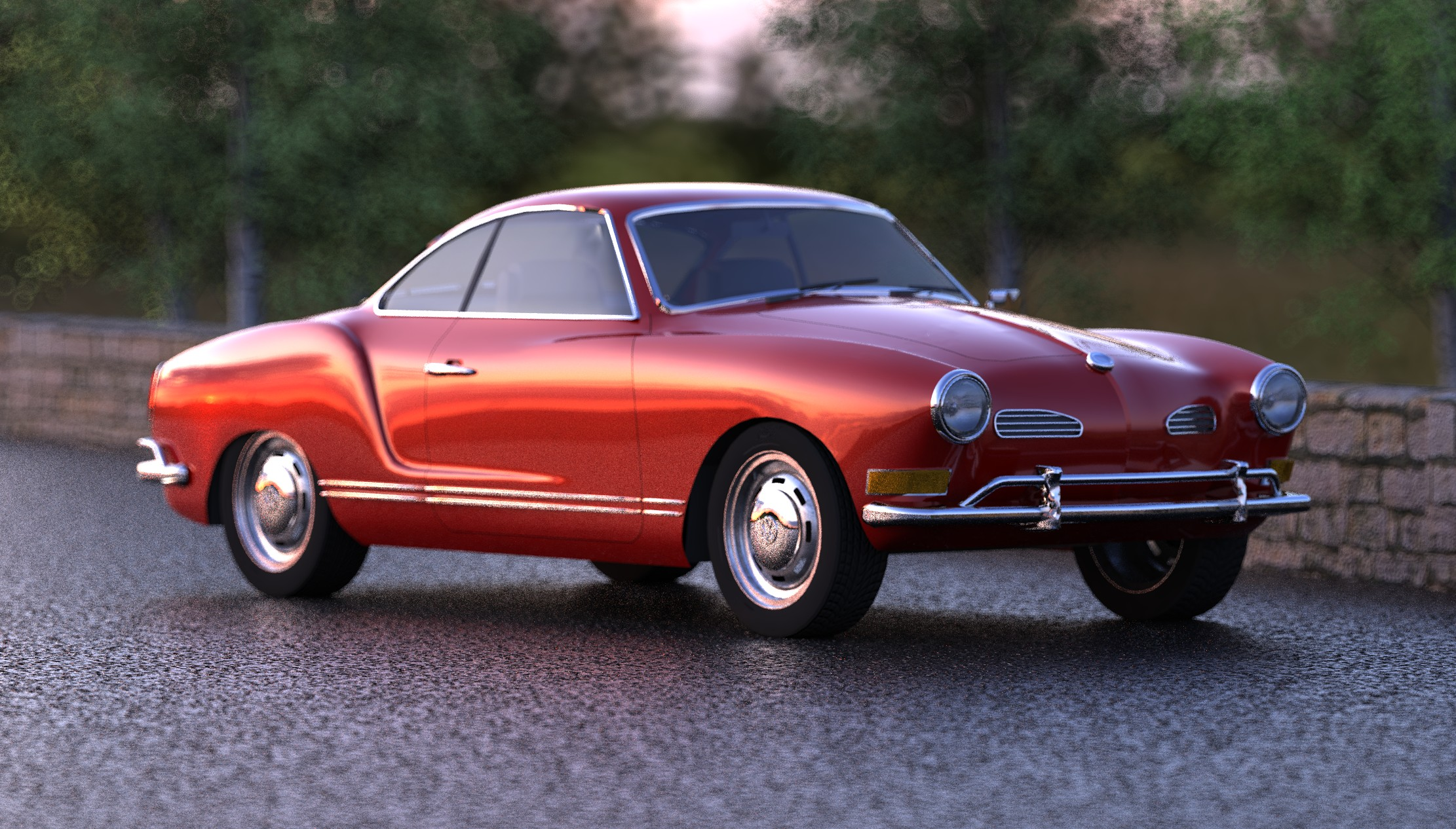 1966 Volkswagen Karmann Ghia Review Wonderful Combination