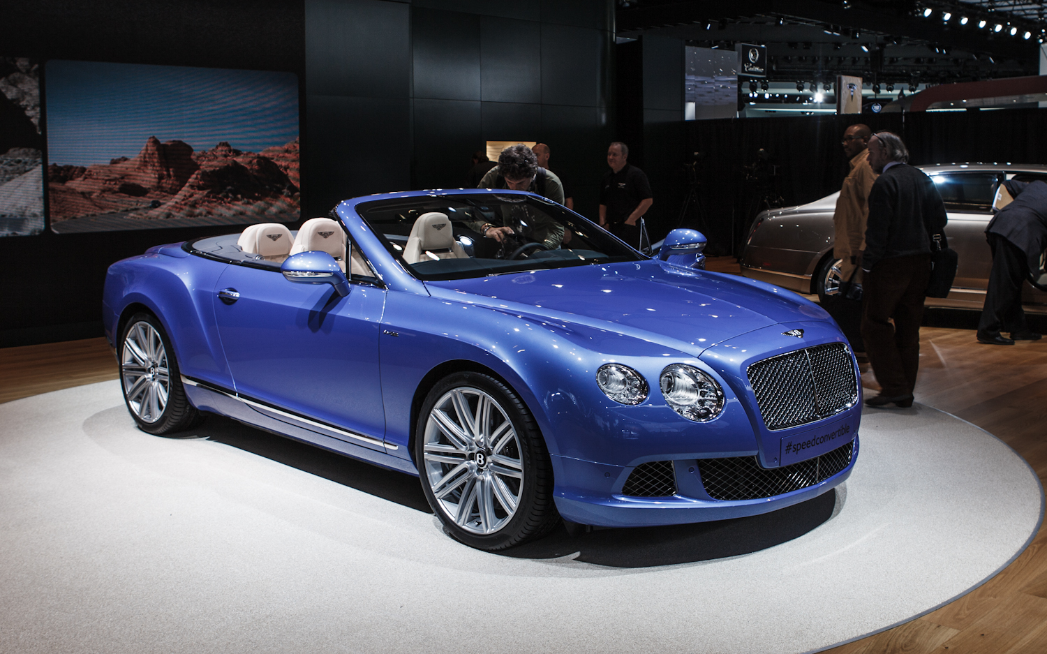 2013 Bentley Continental Gtc #17