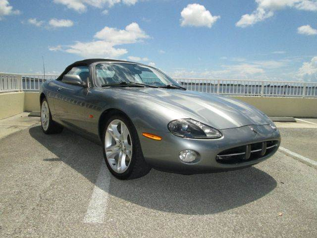 2004 Jaguar Xk-series #9