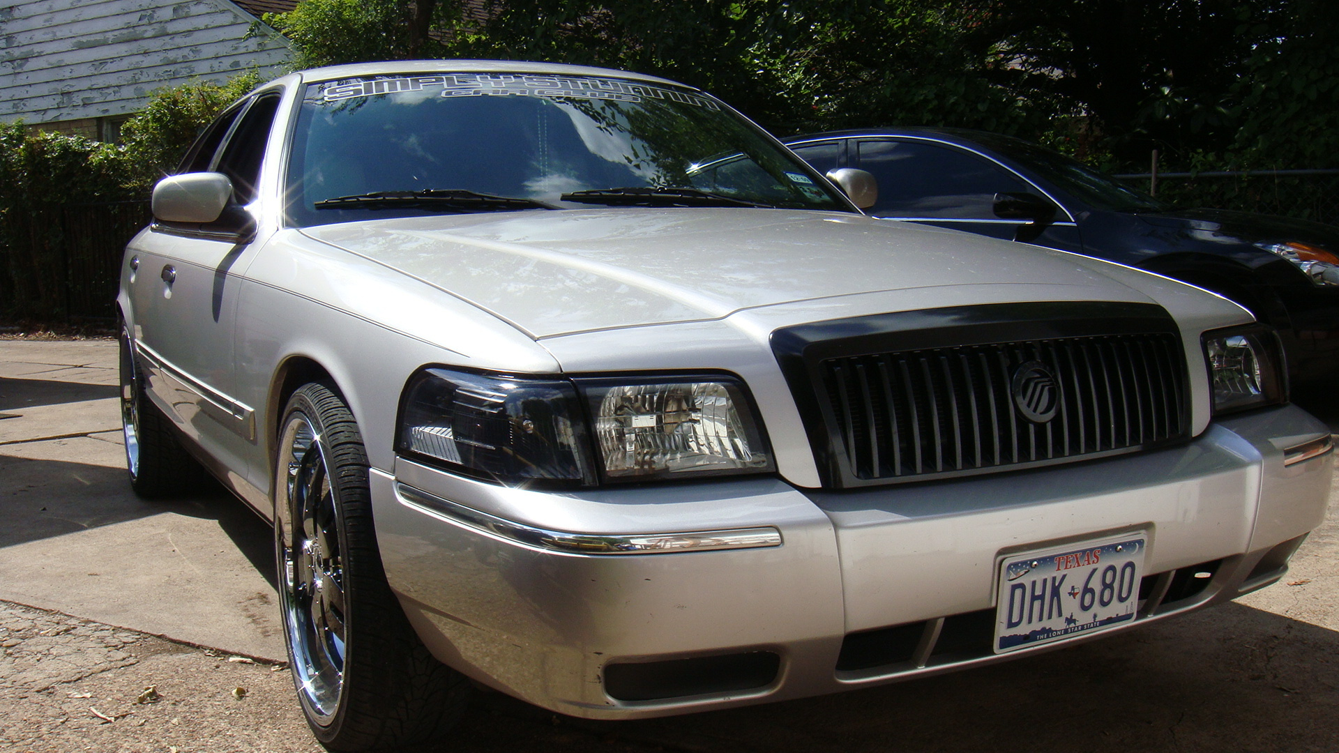 2007 Mercury Grand Marquis #9