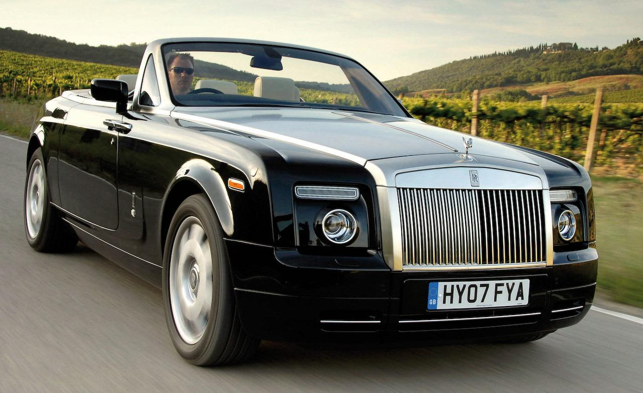 2014 Rolls royce Phantom Drophead Coupe #1