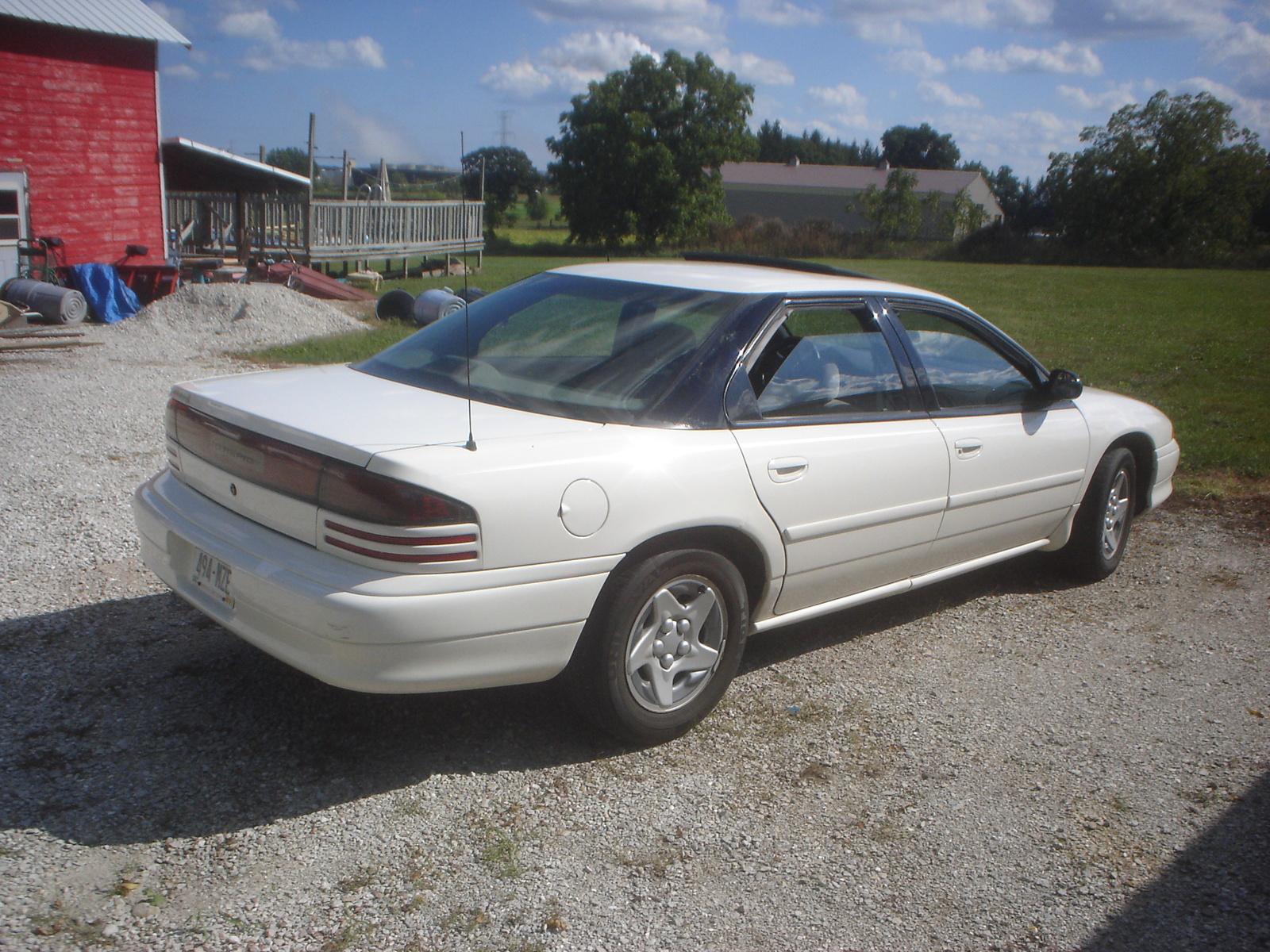 1996 Dodge Intrepid Photos Informations Articles