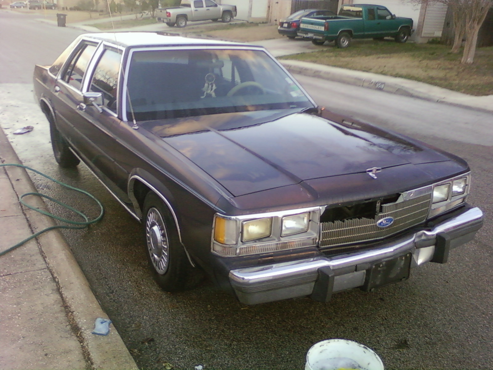 1991 Ford Ltd Crown Victoria #9