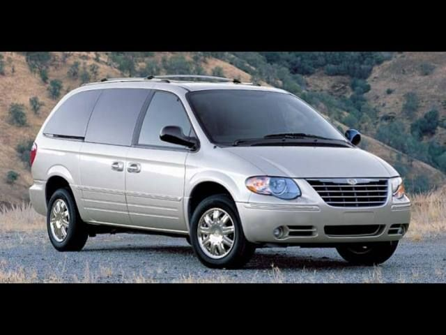 2007 Chrysler Town And Country #7