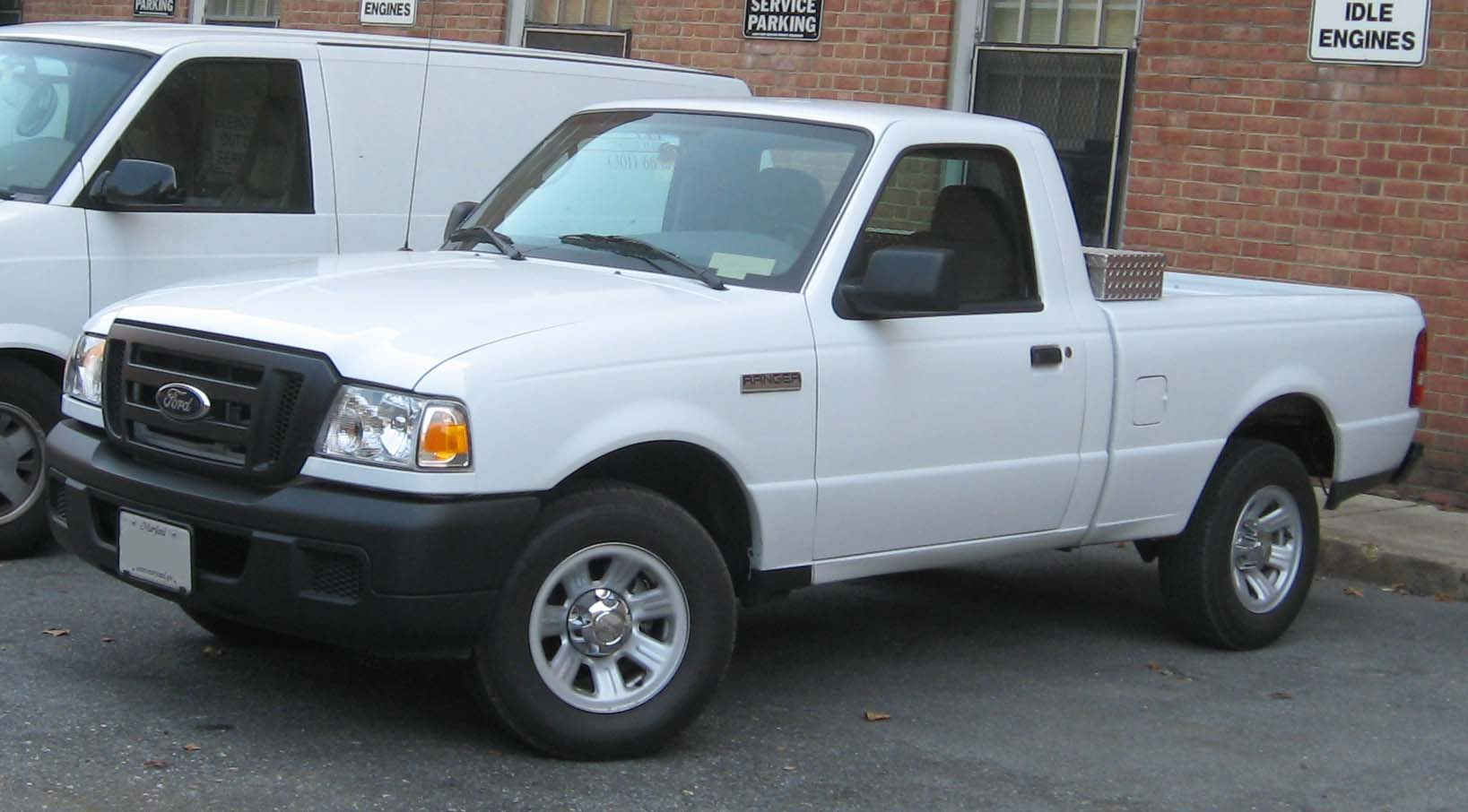 2007 Ford Ranger Photos, Informations, Articles ...