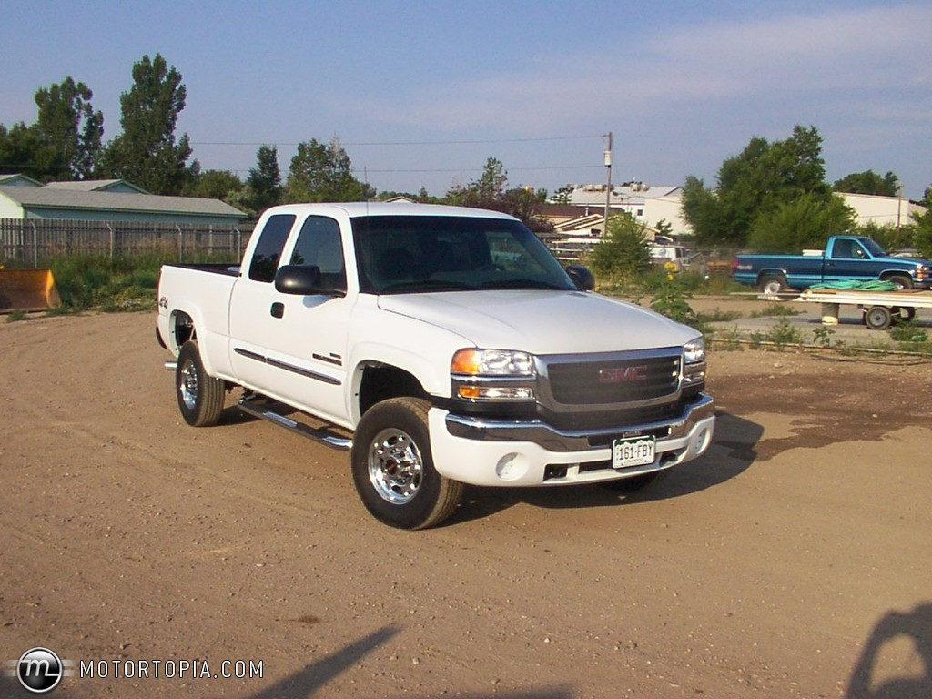 2003 GMC Sierra 2500hd #1
