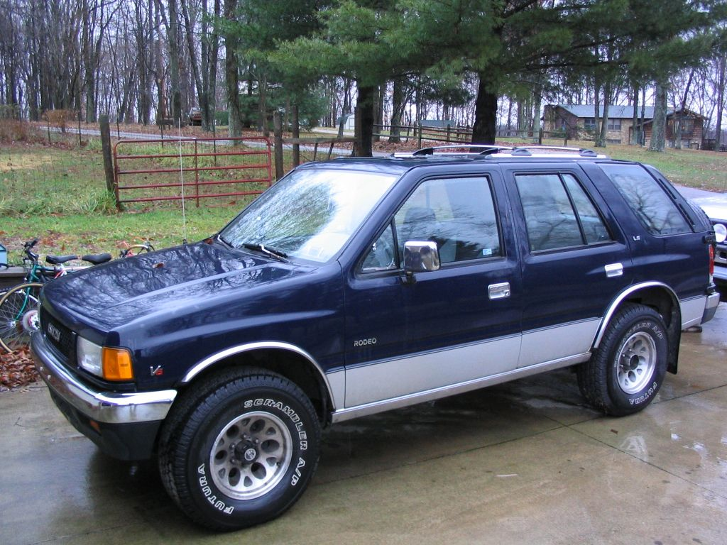 Isuzu Rodeo #5