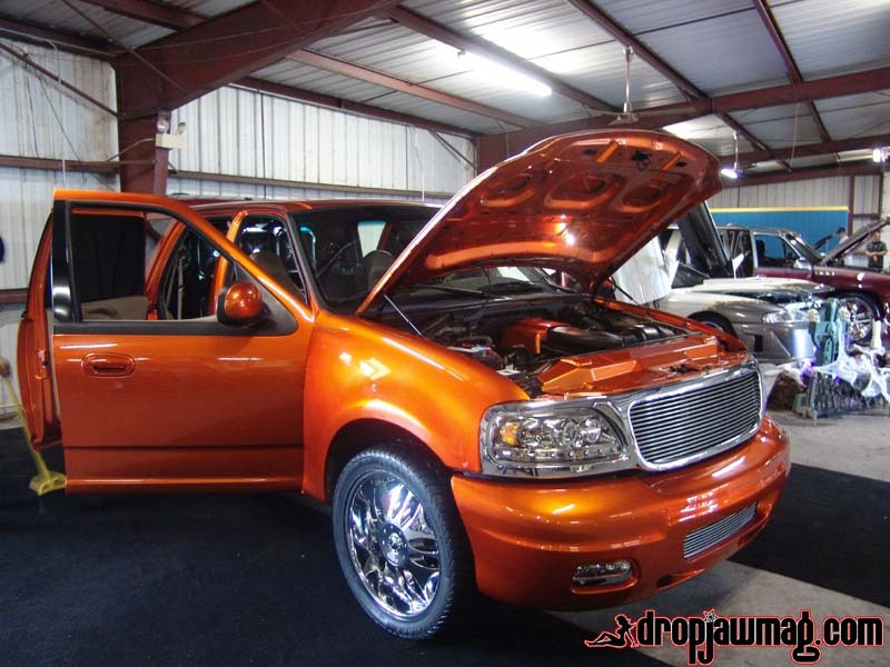 2001 Ford EX #11