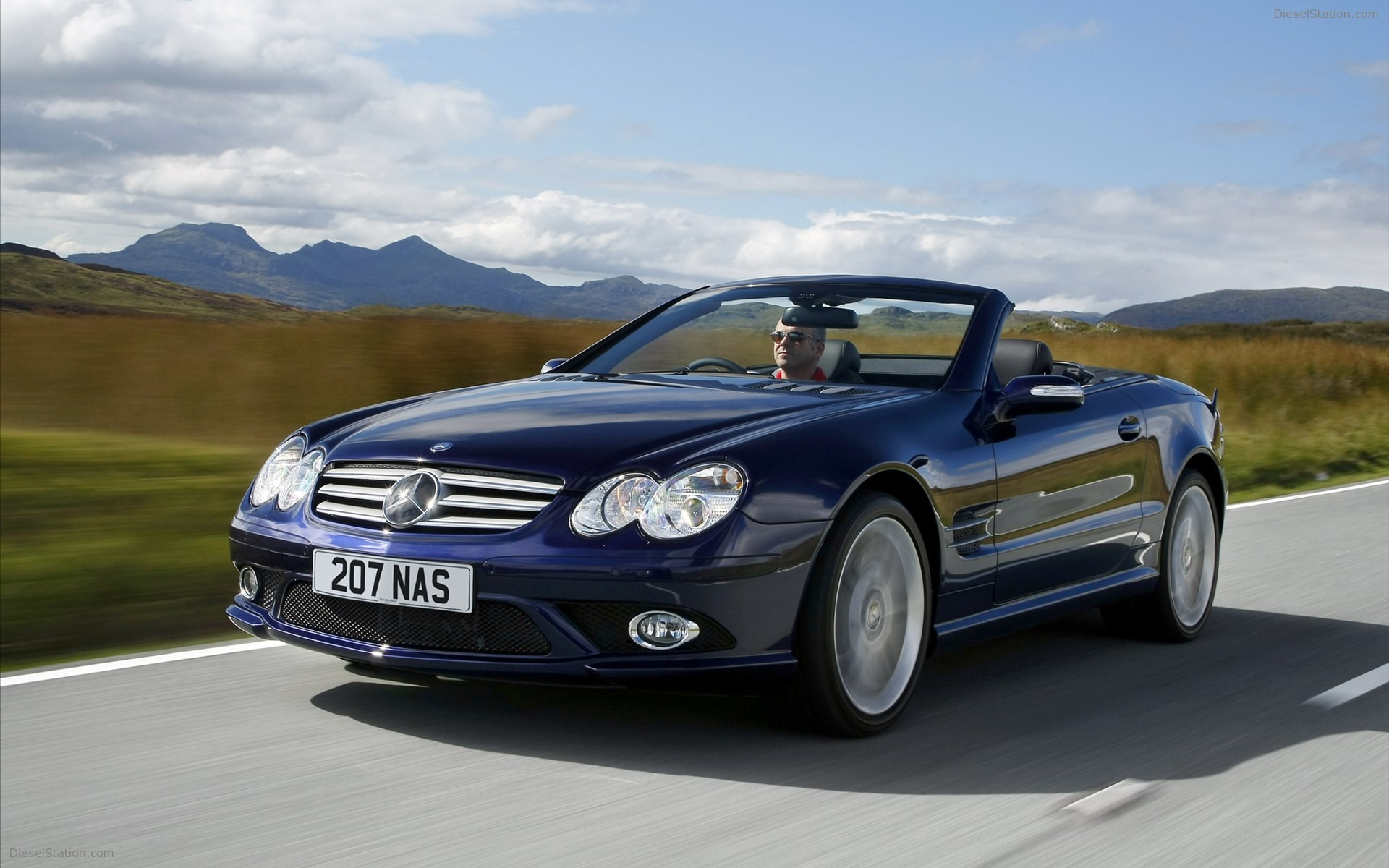 2007 Mercedes-Benz SL #10