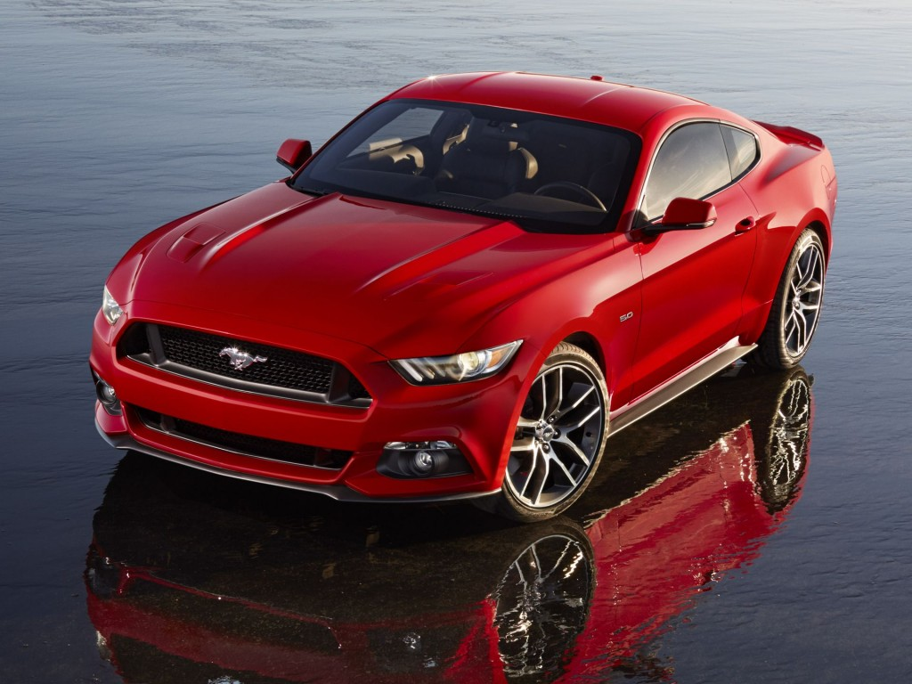 2015 Ford Mustang #4