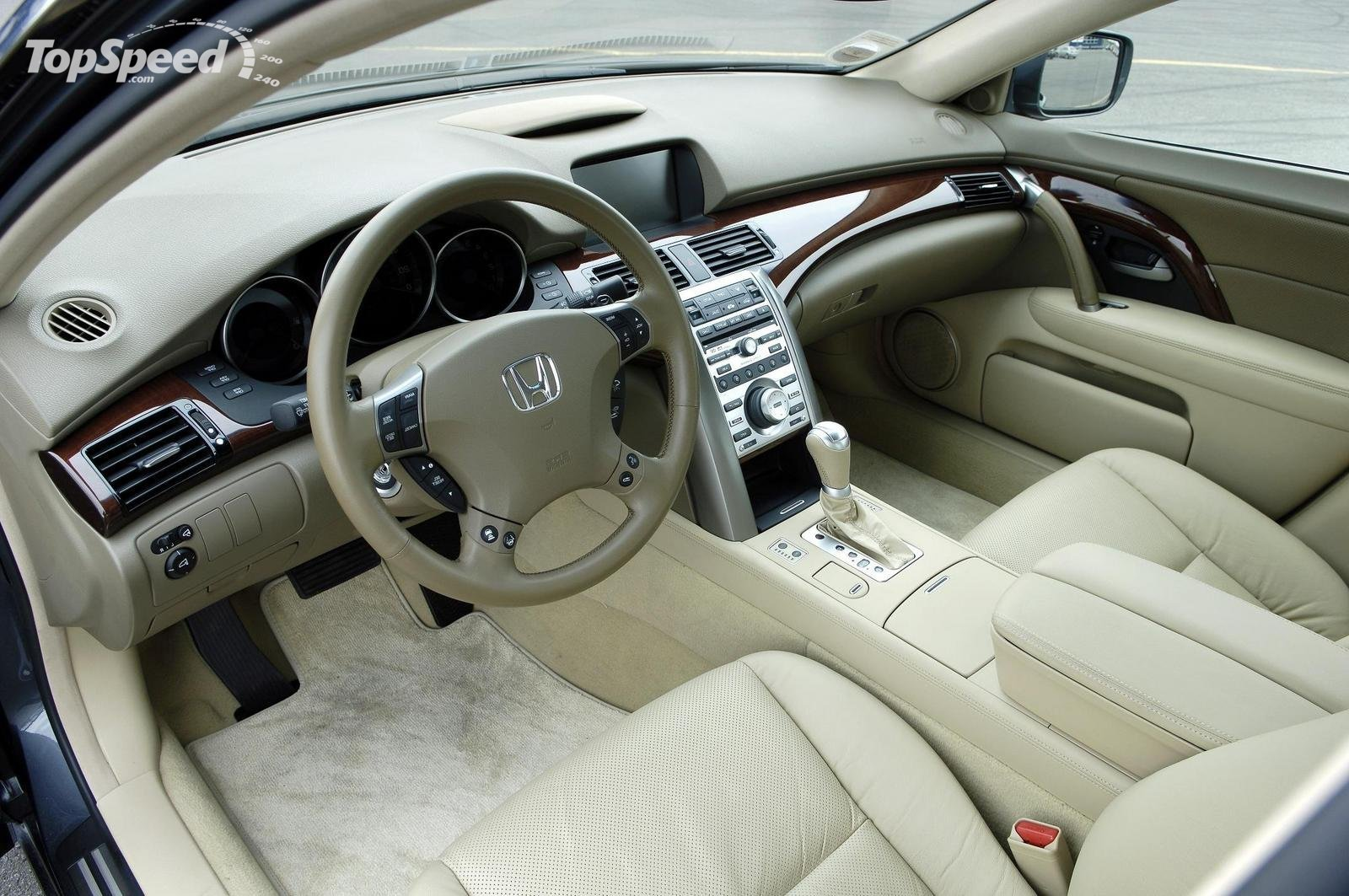2007 Honda Legend #2