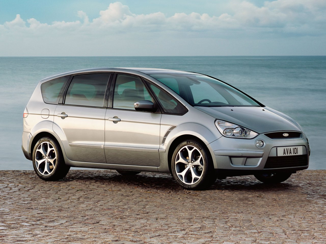 2007 Ford S-Max #5
