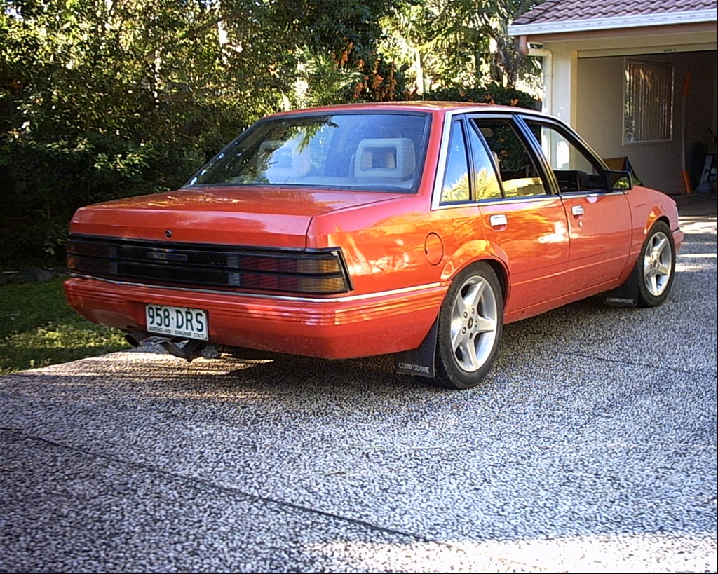 1985 Holden Commodore #5