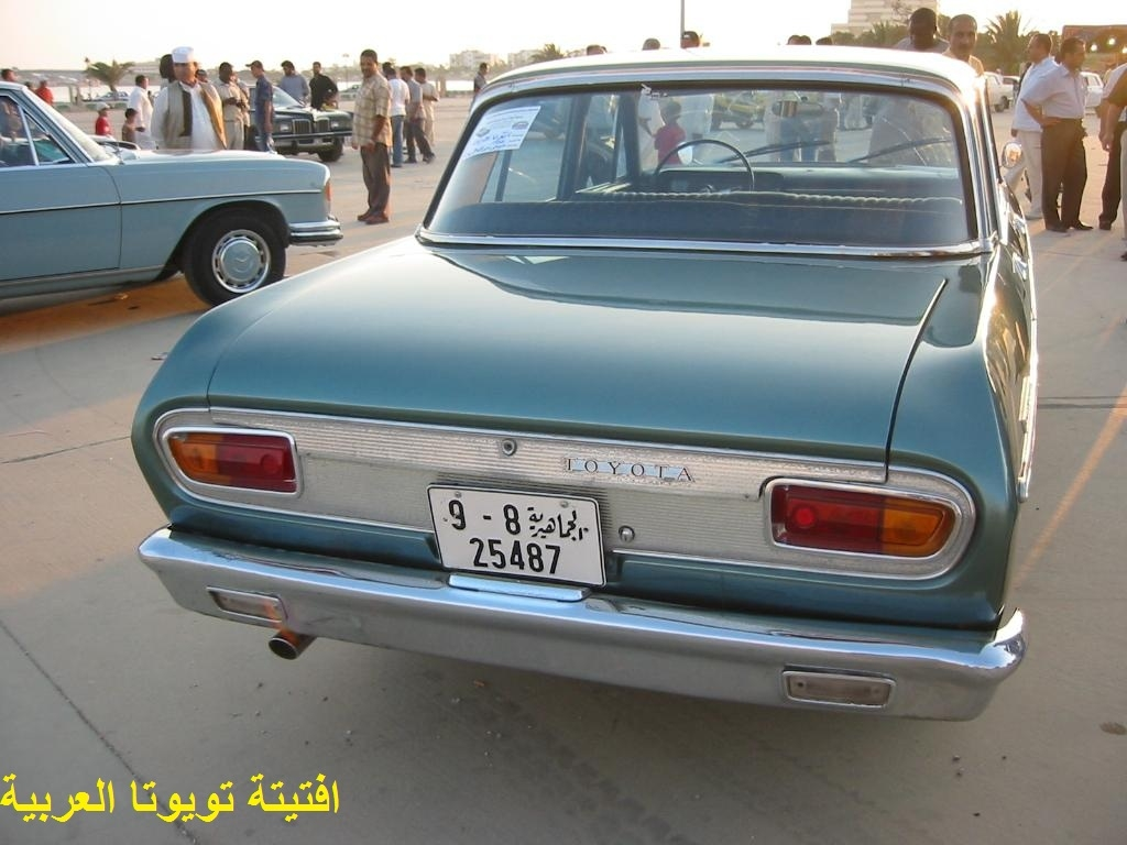 1966 Toyota Crown #1