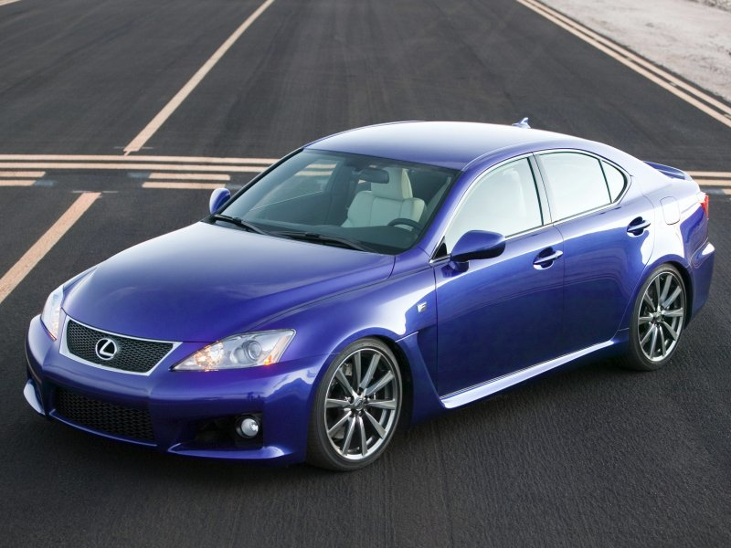 2008 Lexus Is F #3