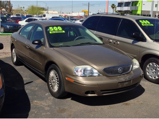 2005 Mercury Sable #11