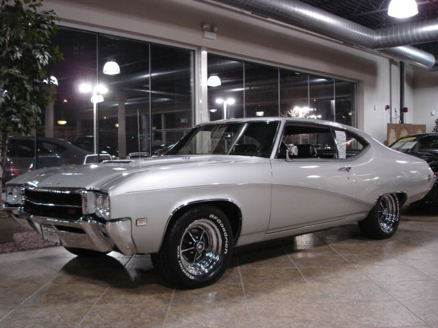 1969 Buick GS #18